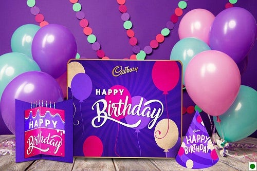 Buy Birthday Tin Box Online